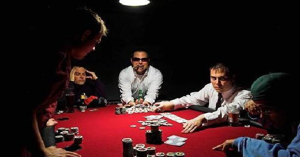 Reglas del Poker en Vivo