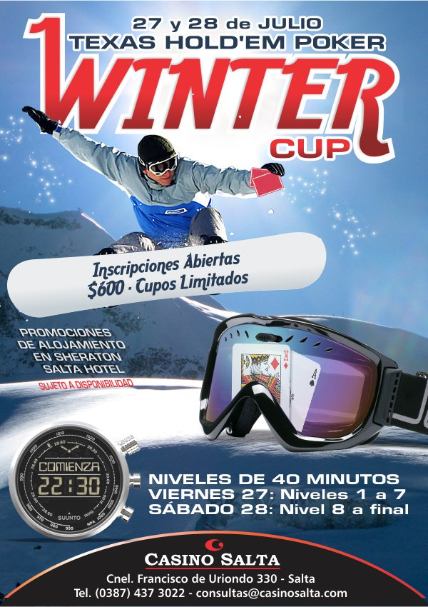Winter Cup 2012 - Casino de Salta