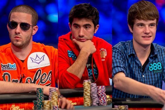 Final 3 wsop 2012