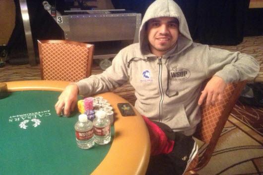 WSOP 2013: Alex Manzano cerca de la gloria en el Evento 41 | Hablando de Poker