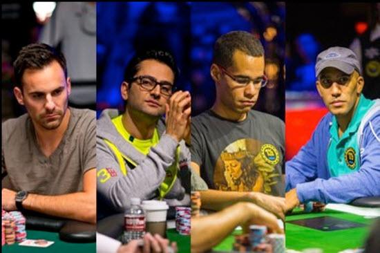 WSOP 2013: Quedan cuatro jugadores tras los millones del Evento 47 | Hablando de Poker