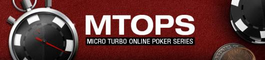 Arrancan las Micro Turbo Online Series con quince días a puro poker