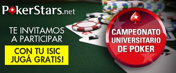Campeonato Universitario de Poker en la Argentina | Hablando de Poker