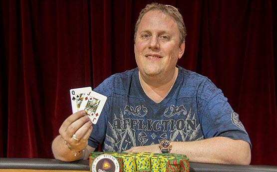 Andrés Korn se quedó con el Long Play Poker 3   Hablando de Poker