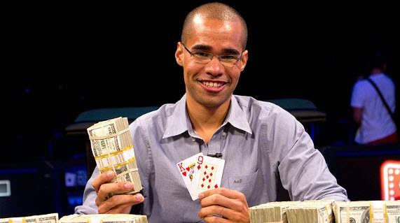 WSOP 2013: Anthony Gregg es el ganador del One Drop High Roller | Hablando de Poker