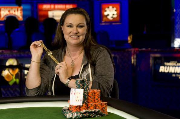 Dana Castañeda es la primera campeona en la WSOP 2013   Hablando de Poker