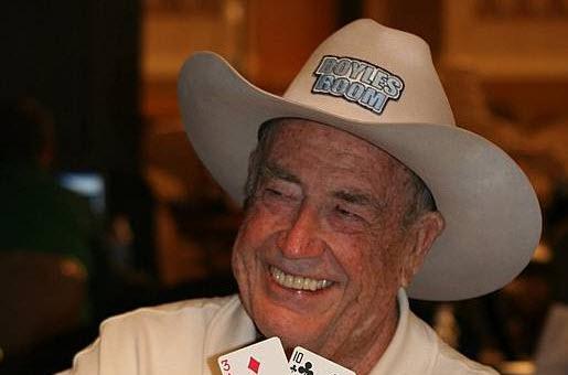 El gran Doyle Brunson | Hablando de Poker