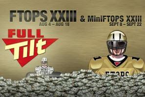 Full Tilt Poker: a una semana de las FTOPS XXIII | Hablando de Poker