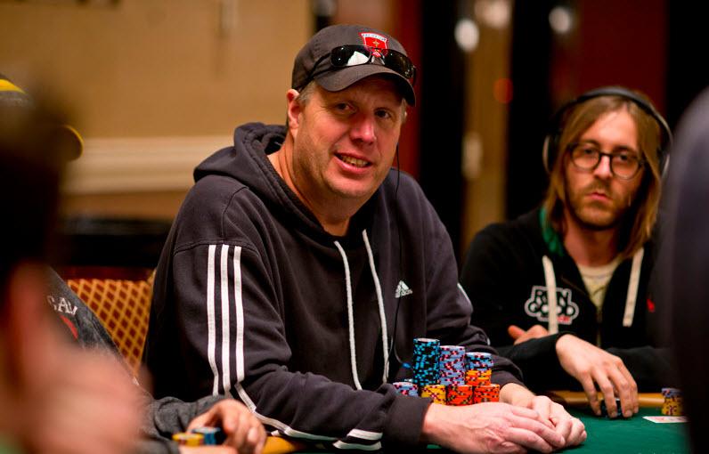 Mark Kroon es el líder en fichas del Main Event de la WSOP | Hablando de Poker