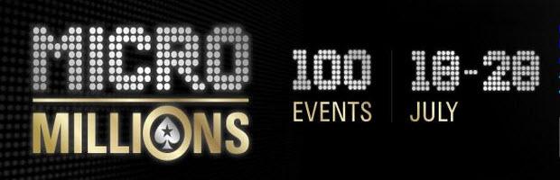 Dos argentinos en lo más alto del Micro Millions   Hablando de Poker