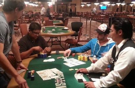 Nacho Barbero quedó segundo en el Open Face Chinese Poker | Hablando de Poker