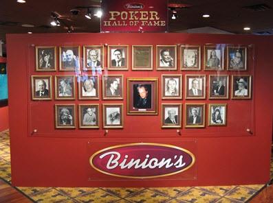 El Salón de la Fama del Poker 2013 abre la puerta a nuevos candidatos | Hablando de Poker
