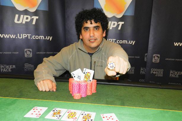 Alan Friedmann se queda con el Uruguay Poker Tour | Hablando de Poker