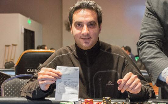 Doce jugadores se disputan el CAP en Neuquén | Hablando de Poker
