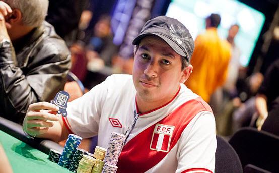 Gabriel Díaz lidera la tabla en el LAPT Perú | Hablando de Poker