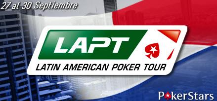 Clasificá al LAPT Panamá 2013   Hablando de Poker