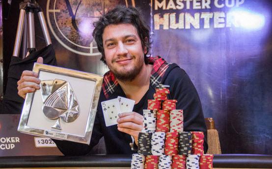Madero Poker Hunters: Martín Canepa ganó la cuarta fecha | Hablando de Poker