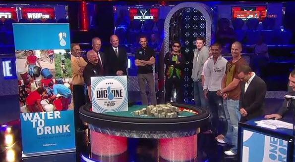La WSOP 2013 donó U$S1.326.206 a la Fundación One Drop | Hablando de Poker