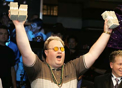 Grandes campeones del WSOP: Greg Raymer | Hablando de Poker