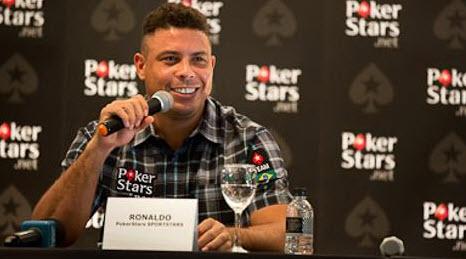 Ronaldo será parte del Main Event del IPT   Hablando de Poker
