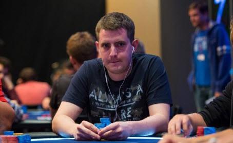 EPT Barcelona: Explotó la burbuja y Tom Middleton quedó como líder | Hablando de Poker