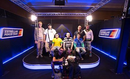 Jahn Soenke se queda con el Estrellas Poker Tour de Barcelona 2013 | Hablando de Poker