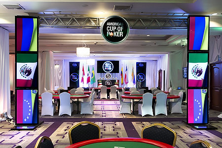 Desde el 27 de abril se está desarrollando por sexto año consecutivo la Copa América del Poker (ACP, por su nombre en inglés).