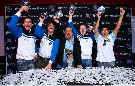 ¡Argentina campeón de la Copa América del Poker!